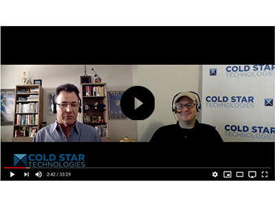 Cold Star podcast Interview 1